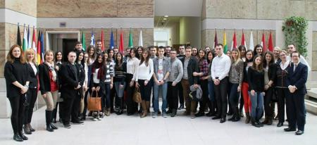 Studenti Univerzitetskog centra Bijeljina