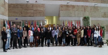 Studenti Ekonomskog fakulteta u Brčkom (Univerzitet u Istočnom Sarajevu)