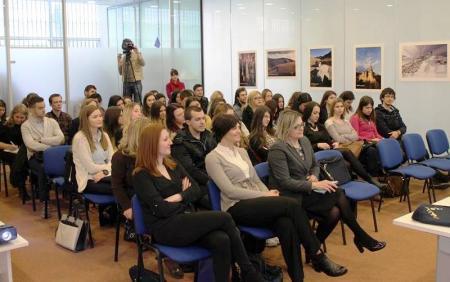 Studenti Sveučilišta u Mostaru