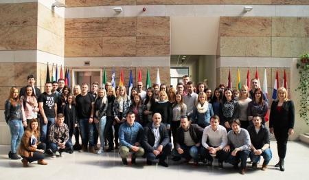 Studenti Univerziteta u Tuzli