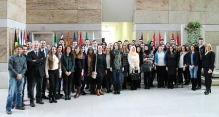 Studenti Univerziteta u Zenici